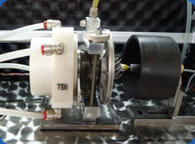 TBI - TRUCK-BUS-INDUSTRIAL TURBOCHARGER BALANCING (COMMERCIAL VEHICLES)